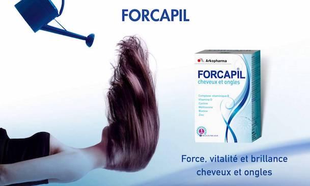 Forcapil : avis et retour d'expérience après 3 mois de cure !