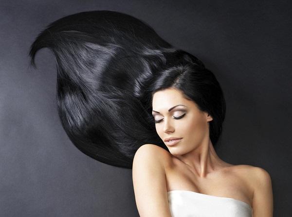 comment avoir des cheveux brillants