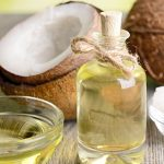 huile de coco cheveu