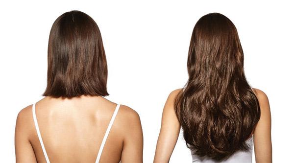 accélerer pousse des cheveux