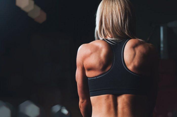 Testostérone musculation - femme