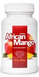 African mango avantages