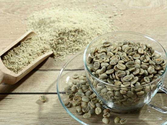 le cafe vert et ses bienfaits