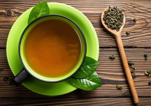 thé vert perdre du poids