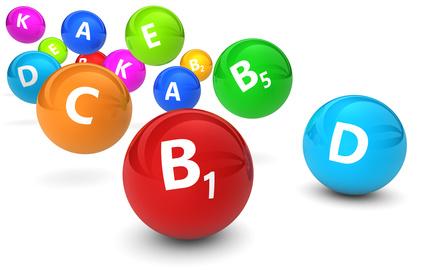 Quel est le rôle des vitamines?