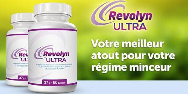 Perdre du poids avec Revolyn Ultra.