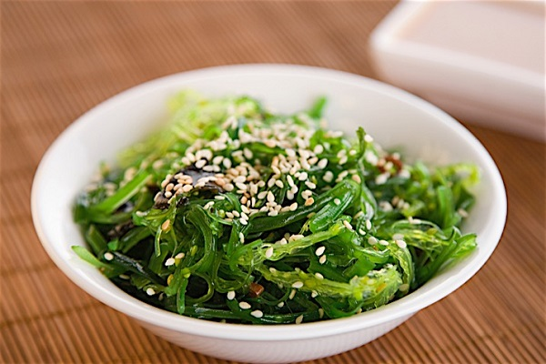 wakame cuisine recette