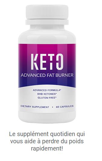 retour d'expérience sur le keto advanced fat burner