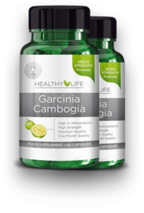 Promotions pour Garcinia Cambogia Healthy Life.