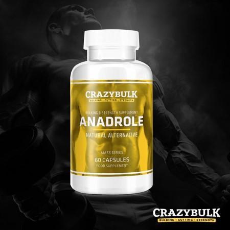 Avis Anadrole Crazy Bulk
