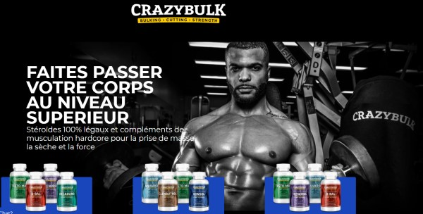 Test et opinion Trenorol Crazy Bulk